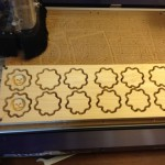 Mold positives made on CNC